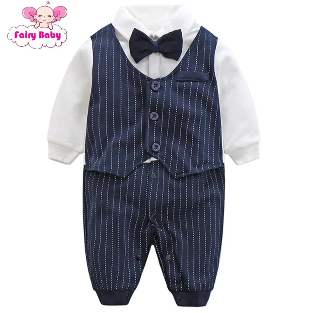 Женский осенне-зимний официальный джентльменский костюм-смокинг для младенцев и мальчиков из мягкого хлопка