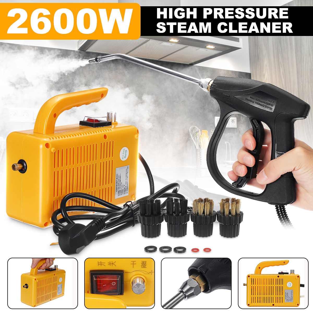 220 فولت 2600 واط/3000 واط ارتفاع ضغط البخار نظافة آلة ضخ التعقيم المطهر مولد بخار غسالة المنزلية