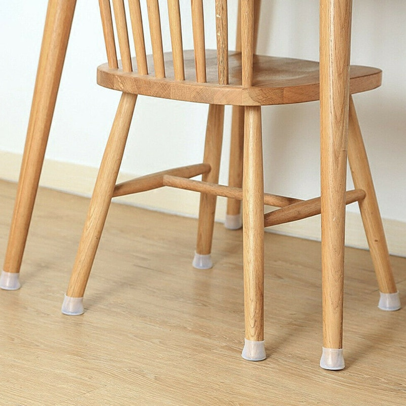 Silicon Furniture Leg Protection Cover Table Feet Pad Floor Protector for Home THJ99