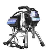 pump head high pressure electric airless spray gun paint sprayer