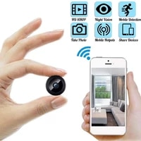 1080p hd ip mini camera security remote control night vision mobile detection video surveillance wifi camera hid den camera