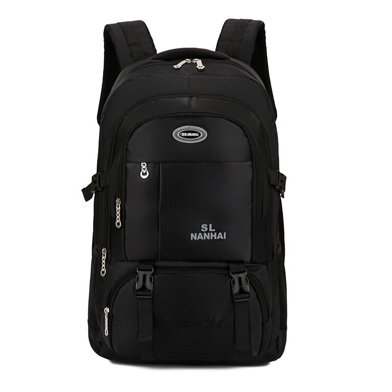 Mochila De Trekking al aire libre 50L para hombre, bolsa de deporte para mujer, mochila impermeable para montañismo, bolsas de senderismo, bolsas de viaje para acampar