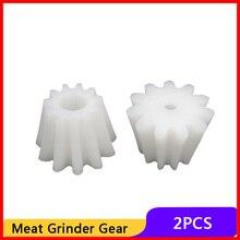 Engrenages pièces de rechange pour ménage électrique hachoir à viande en plastique réducteur hachoir roue MCL05DV pour Bosch MFW appareil de cuisine