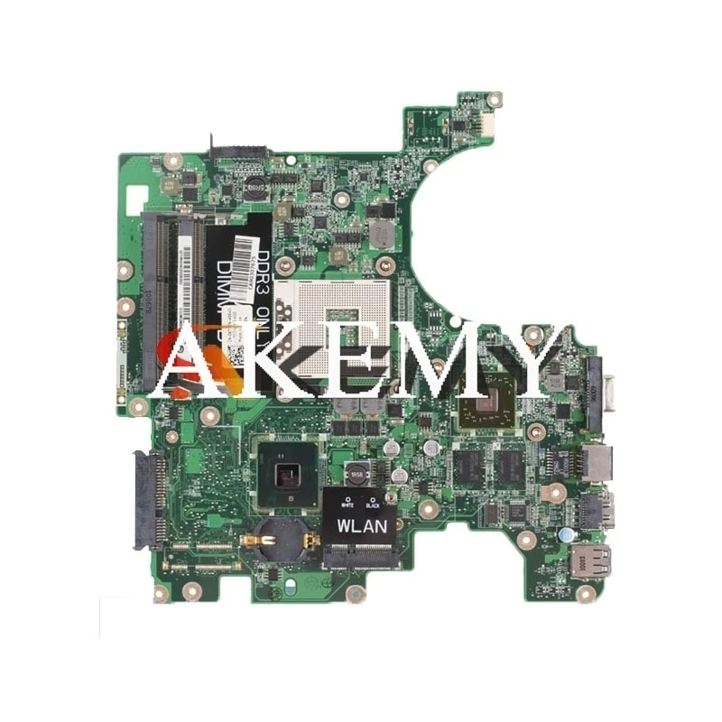 Laptop motherboard Fur DELL Inspiron 1564 PC Mainboard CN-04CCPK 04CCPK DA0UM3MB8E0 voll tesed DDR3