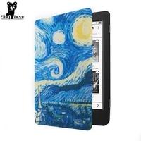 Cover Case for Tolino Page 2 2019 Sleep Cover for Tolino Page 2 6 inch e-reader e-book funda capa shell skin