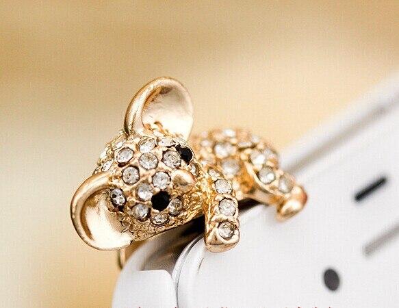 Модные Стиль милый коала дизайн Мобильный телефон ушной пинцет-Пылезащитная заглушка для смартфонов милые аксессуары для мобильных телефонов-4
