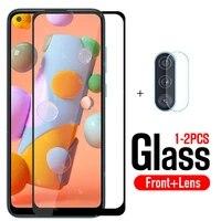 protective glass for samsung a11 a12 a02 a02s a32 a52 a72 screen protector tempered glas for samsun galaxy a 11 12 32 safty film
