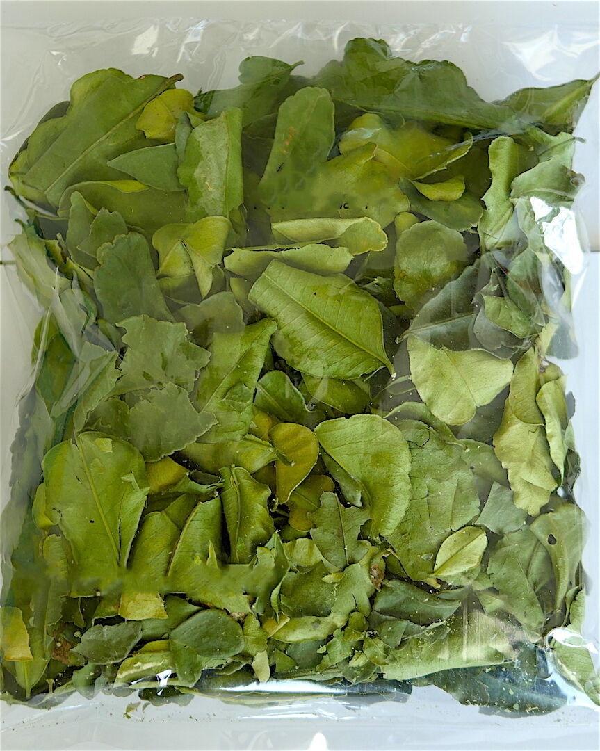 200 г сушеные листья кафира лайма, азиатская тайская кухня, здоровый чай-50 г x 4 ПАКЕТИКА c ondiffent