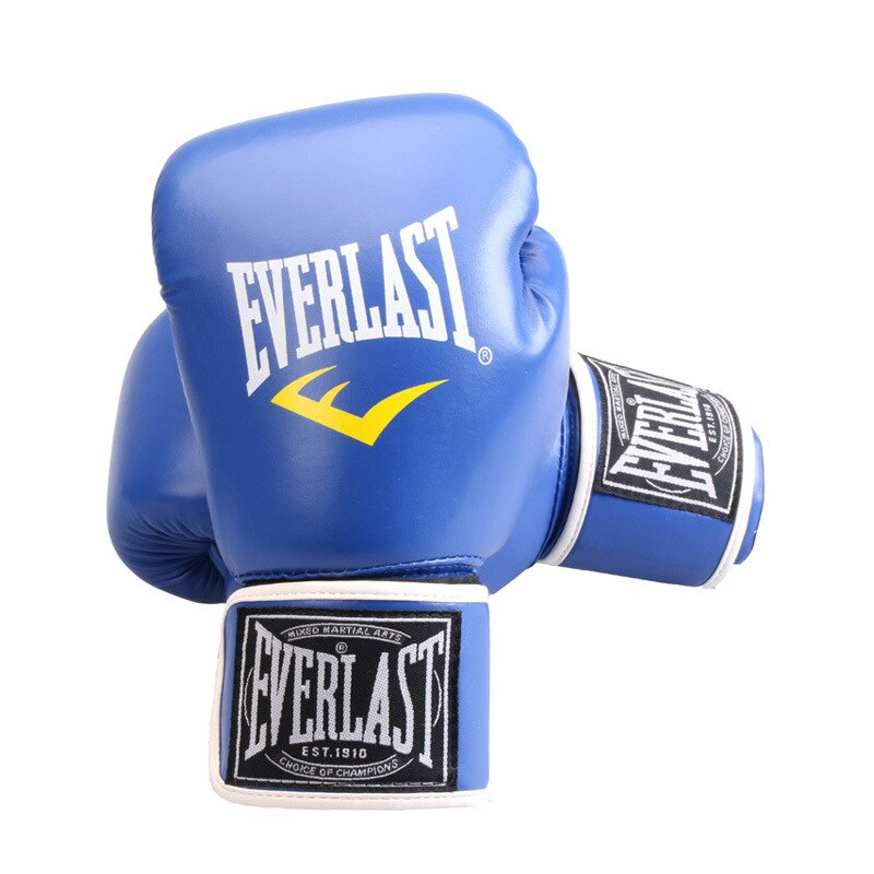 economy fitness family boxing suite child gift toy training mma muay thai fighting boxing gloves punching mitts foot pad target EVERLAST MMA Muay Thai Boxing Gloves Unisex Sandbag Fighting Boxing Gloves PU Children Adult Fighting Training Sanda Equipment