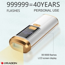 99999 Flash Permanent Hair Removal Laser IPL Epilator Electric Professional  Painless Hair Remover M