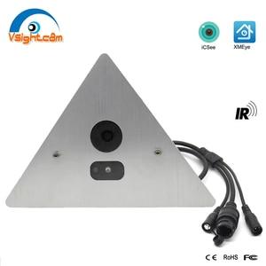 H.264 H.265 5.0MP 2.0MP HD 1080P Infrared IR  Night Vision Corner Elevator Camera Network IP Camera  With Audio P2P DC12V