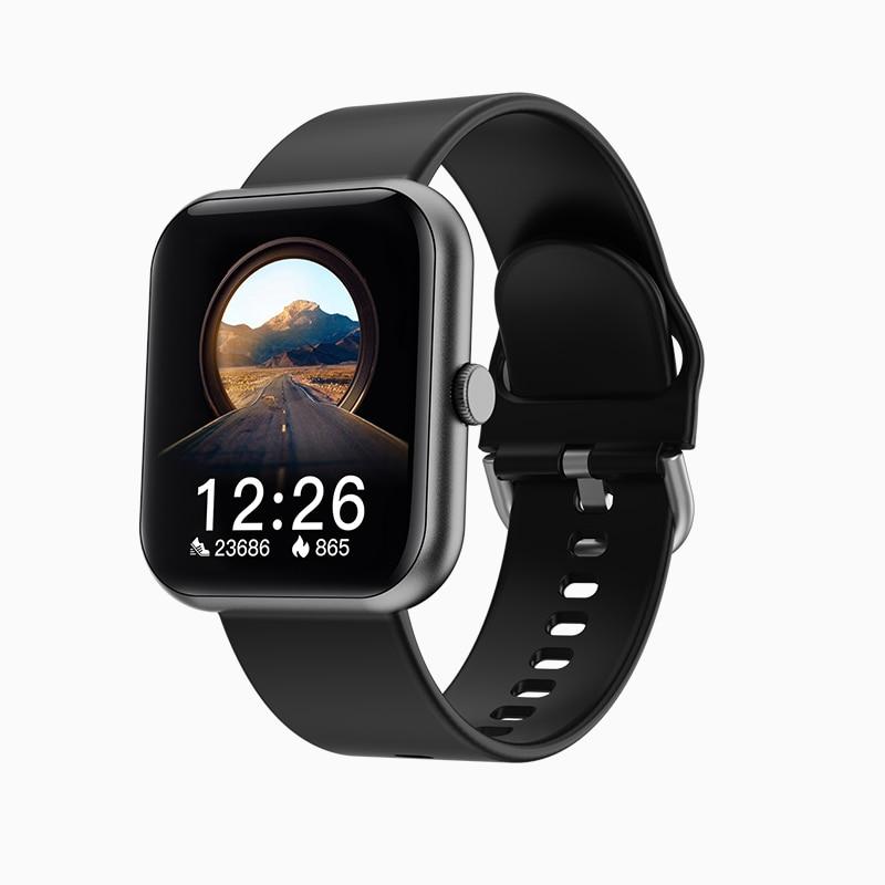 New I8 Men's And Women's Smart Watches 1. 7-Inch IPS Color Screen, IP67 Waterproof, Support Bluetoot
