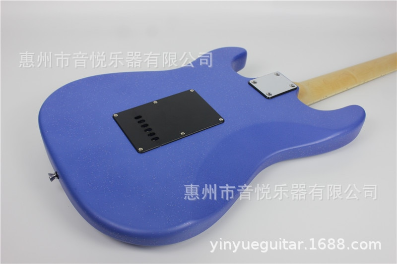 Bridge Wood Electric Guitar Trainer Gifts Acoustic Electric Guitar Body Aesthetic Travel Violao Acustico Music Guitars DL6DJT enlarge