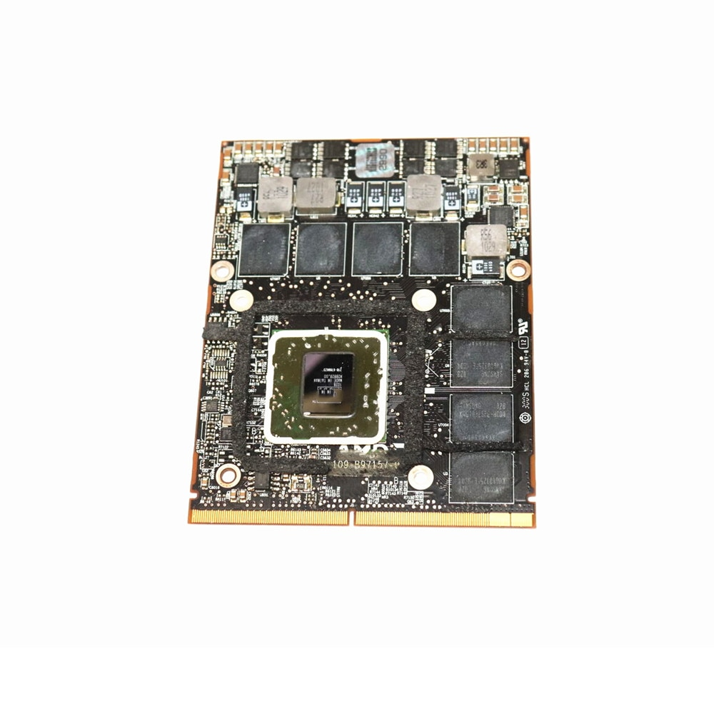 216-0769010 para iMac A1312 109-B97157-00 ATi Radeon HD 5750 1GB DDR5 VRAM tarjeta de vídeo totalmente