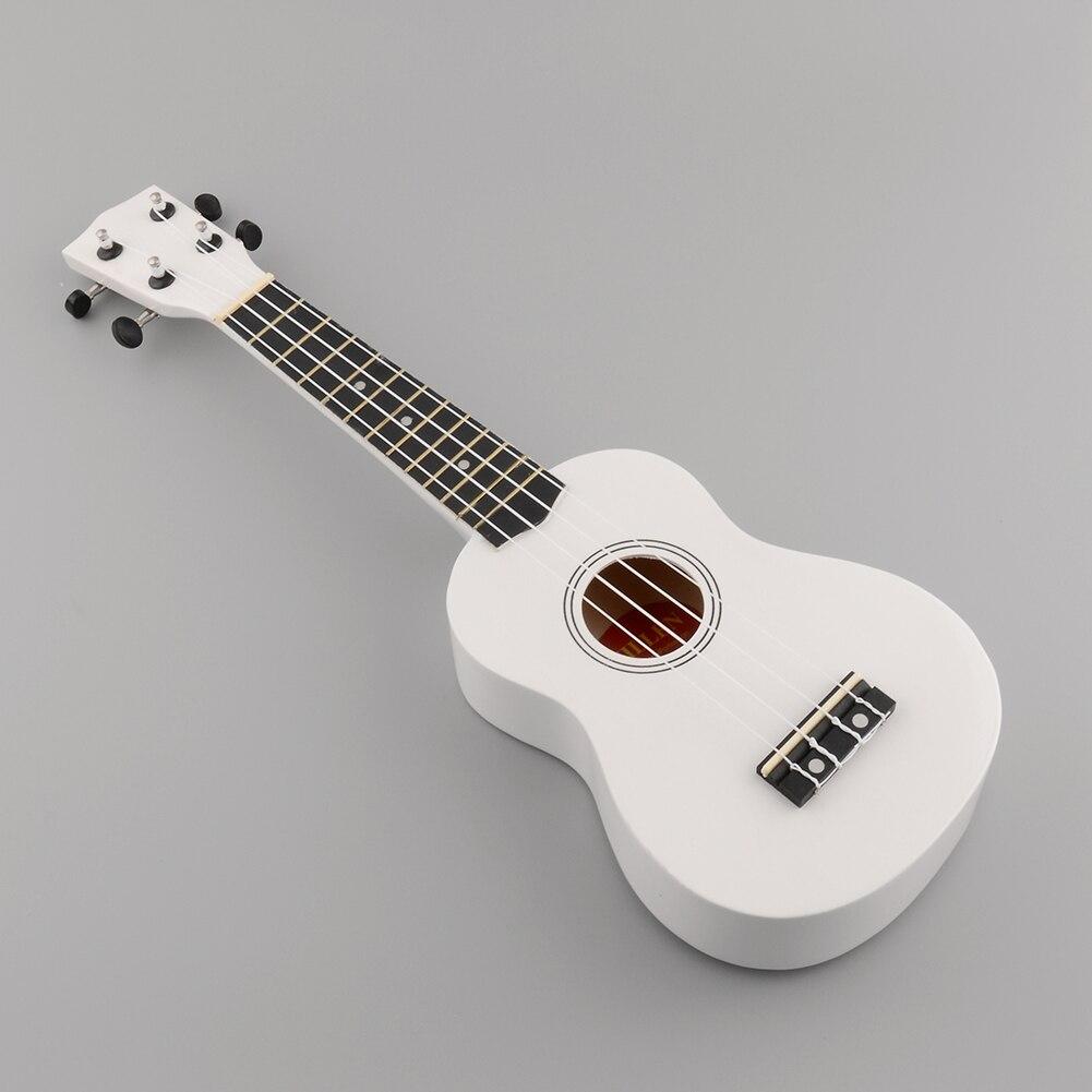 Mini 21'' Soprano Ukulele 12 Frets Instrument Wood Hawaiian Style GuitarMusical Instrument Ukulele Guitar Kids Birthday Gifts enlarge