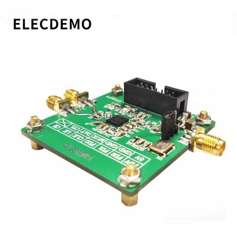 LMX2571 модуль источника сигнала RF источник фазовой блокировки модуль FM модуляции 2018 TI электронный модуль соревнований