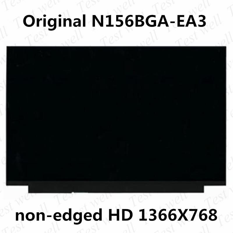الأصلي N156BGA EA3 لينوفو N156BGA-EA3 Rev.C1 C2 ماتي غير الحواف 15.6 ''كمبيوتر محمول LCD LED استبدال الشاشة 1366x768