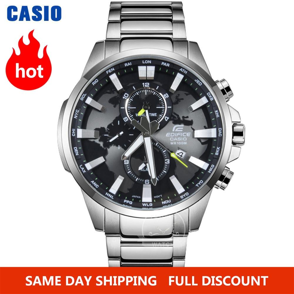 Casio watch men Edifice top luxury set 100 Waterproof Luminous Watchs Sport men watch military quartz wrist Watch relogio reloj
