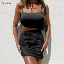 Clubwear Sexy Cut Out Women's Dress Summer Mini Spaghetti Strap Sleeveless Hollow Out Ruched Bodycon