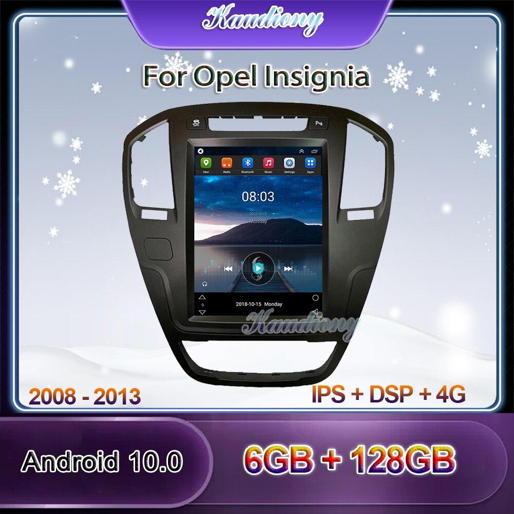Kaudiony-Radio Multimedia con GPS para coche, Radio con reproductor Dvd, Android 10,4,...