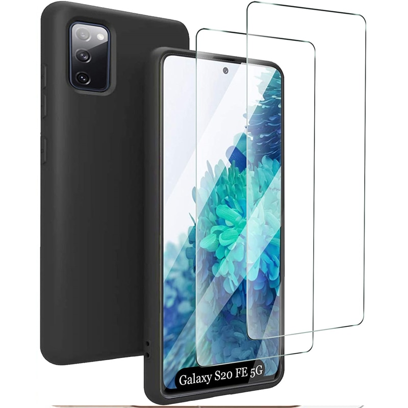 New Tempered Glass On Galaxy A3 Core Screen Protector For Samsung Galaxy F41 M51 S20 FE 5G / S20 FE Dual SIM 5G Protective Film