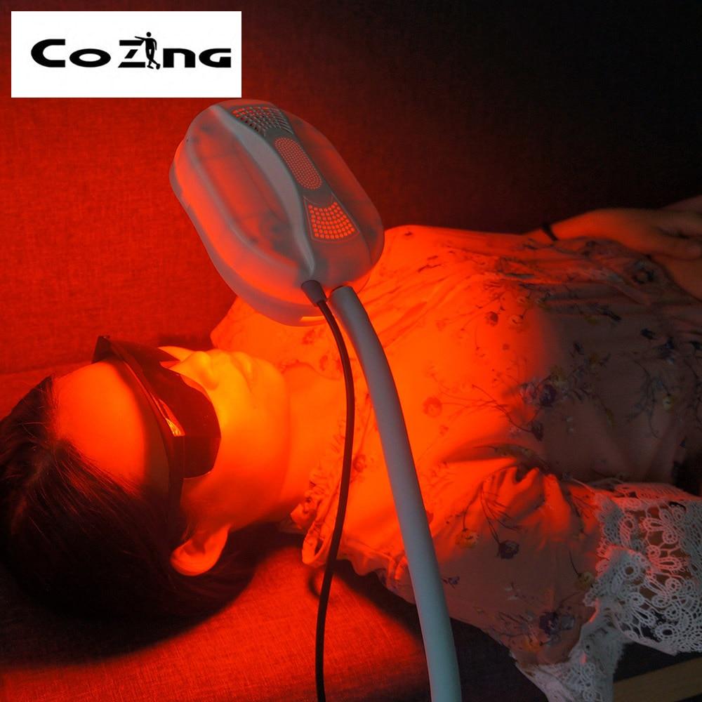 Wound Healing Machine LED Photon Rejuvenation Remove Acne And Freckle Whitening Photodynamic Beauty Instrument
