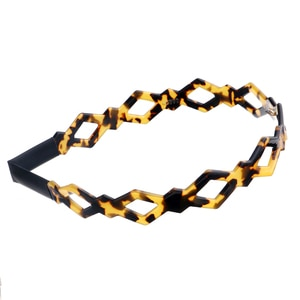 wholesale price fashion fancy hair bands hoop clips geometric diamond accessories for women girls