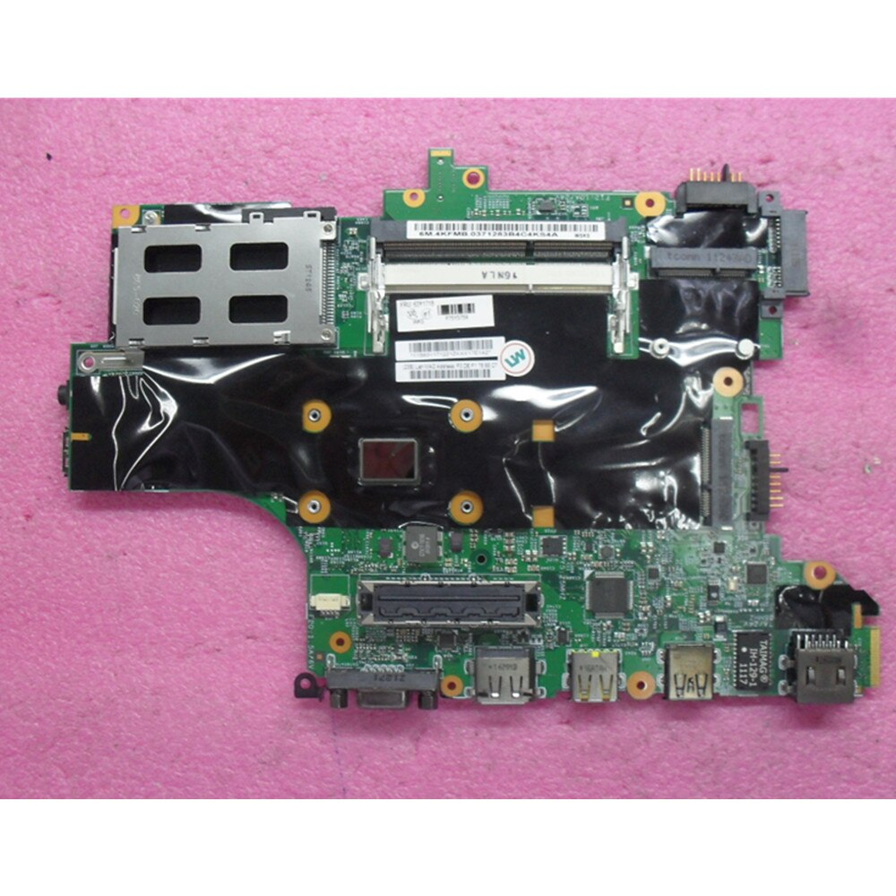 Placa base integrada para ordenador portátil Lenovo ThinkPad t420s t420si i5-2520 y-amt y-tpm fru 63y1914 63y1718 04w1441