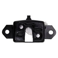 1 Pcs Black Car Tailgate Lock Rear Door Lock Tail Door Lock for Nissan Navara D40 2004-2012 90503-JT30A 90503-EB700
