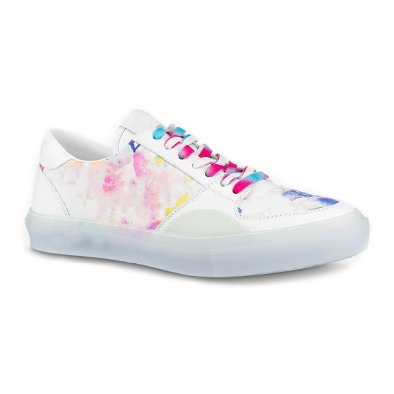 بلومن للرجال Ollie أحذية رياضية حذاء رجالي كاجوال للجنسين قماش أحذية غير رسمية