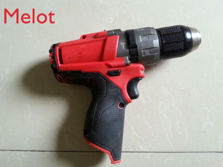 Milan Mivoqi 12V Fuel Series Second Gear Brushless Drill Charging Screwdriver Electric Wrench Original Second-hand Original enlarge