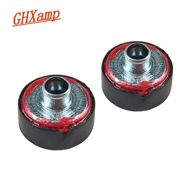 GHXAMP 8mm Headphone Subwoofer Turbo HIFI Enthusiast Earphone Speaker Unit DIY Material Accessories