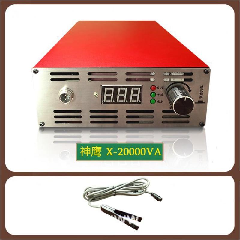 4200 w 12v inteligente água salgada inversor de alta potência cabeça conversor de impulso eletrônico