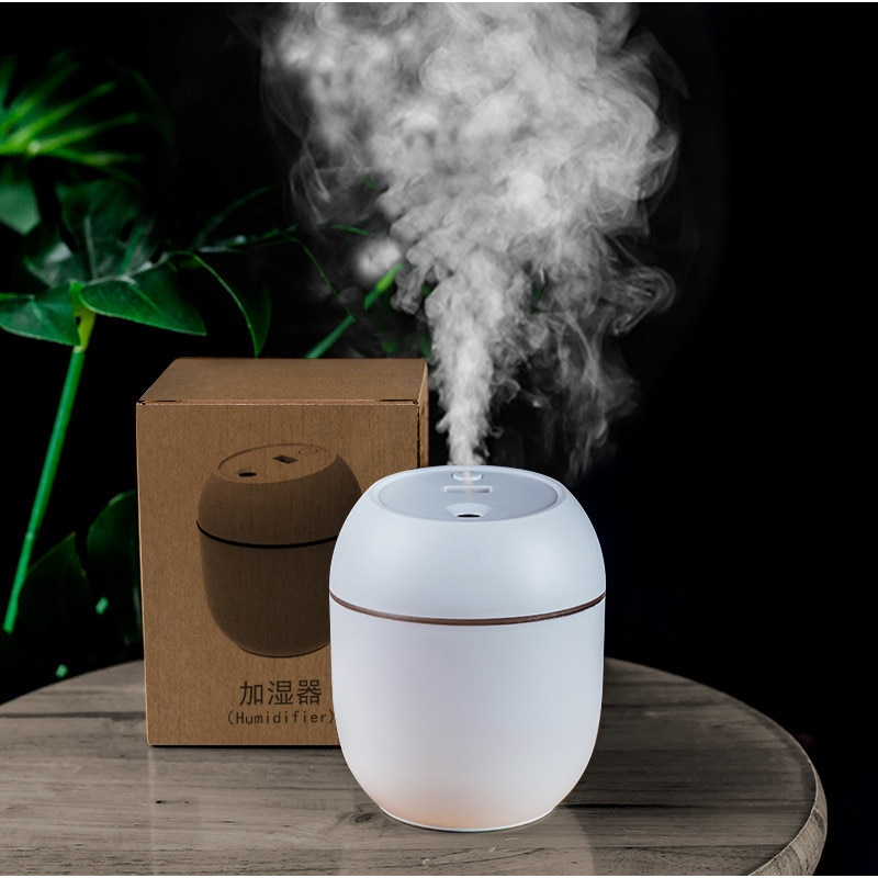 Mini Air Humidifier Essential Oil Diffuser Bedroom Aromatherapy Humidifiers Diffusers For Home Desktop Air Purifier Aroma glorystar seven colors aromatherapy essential oil diffuser ultrasound atomization mini desktop humidifier household bedroom