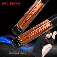 original fury billiard pool cue ci 5 13mm tiger everest tip147cm length professional maple shaft 8teeth joint high quality stick