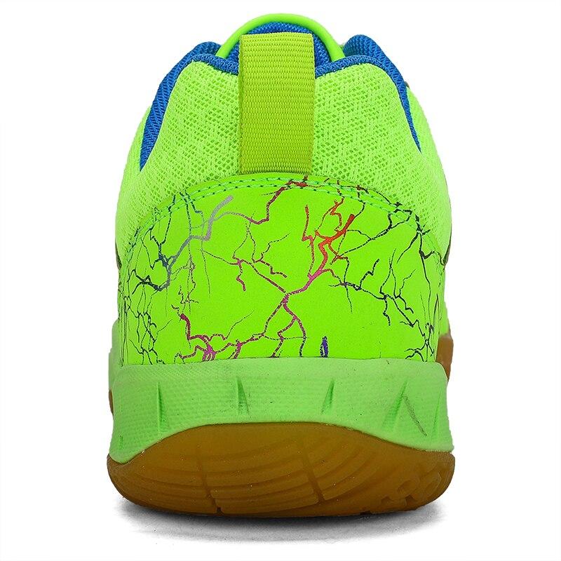 Мужская обувь для бадминтона высокого качества; Удобная дышащая обувь для тренировок; Противоскользящий светильник; Кроссовки для пары; Обувь для фитнеса и тенниса-5