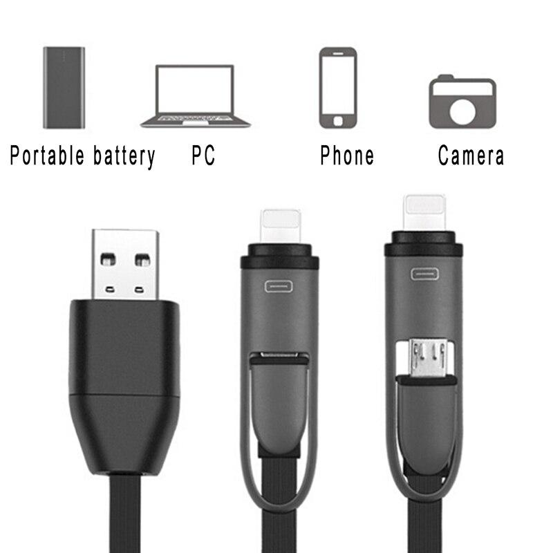 Автомобильные зарядные устройства 2 в 1, кабель GPS-трекера в режиме реального времени GSM/GPRS для IOS/Android
