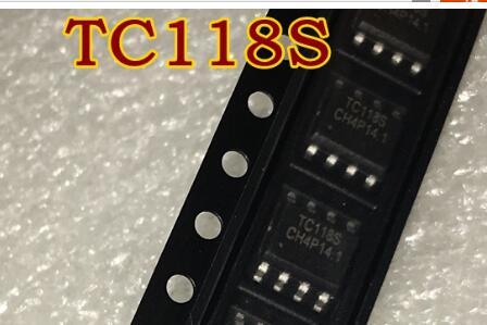 100% nuevo envío gratis tc118s tc118 SOP8
