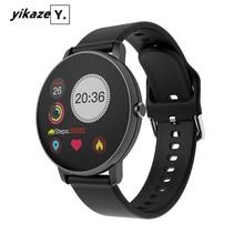 2020 Full Touch P8 Smart Watch Men Women Heart Rate Fitness Tracker Bracelet Smart Band Blood Pressure IP67 Waterproof Wristband