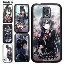 Yukinoshita Yukino OreGairu Pour Samsung Galaxy A51 A71 A7 S10 S20 Ultra S9 S8 Plus S10E Note 10 9 A10 A20 A40 A50 A70