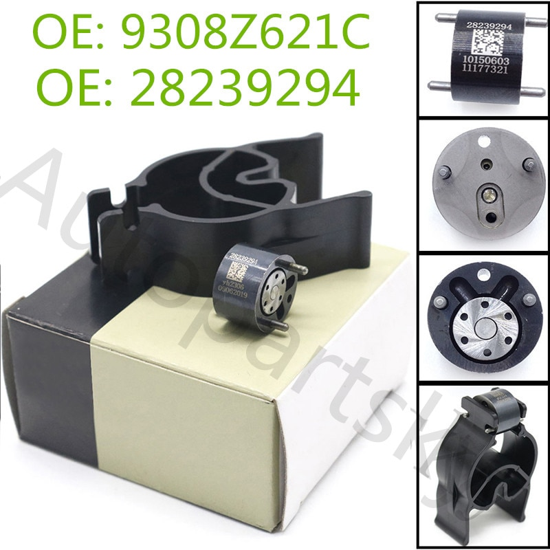 Hohe Qualität-Neue Kraftstoff Injektor Common Rail Control Ventile Für Ford Für Delphi 9308-621C 9308Z621C 28239294 EJBR02301Z
