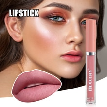 High Quality Lipstick Velvety Set Long Lasting Nonstick Cup Not Fade Makeup Cosmetics Kit for Girl W