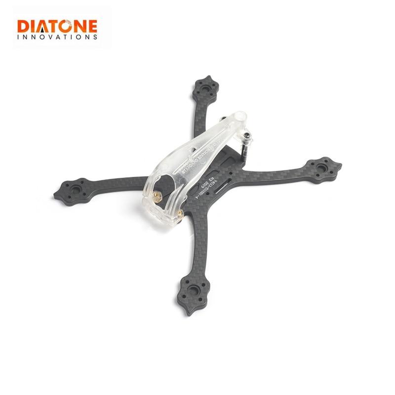 En Stock Diatone GT R369 Kit de marco de 3 pulgadas 6S loco Racing Edición Limitada FPV Racing RC Drone modelo de repuesto
