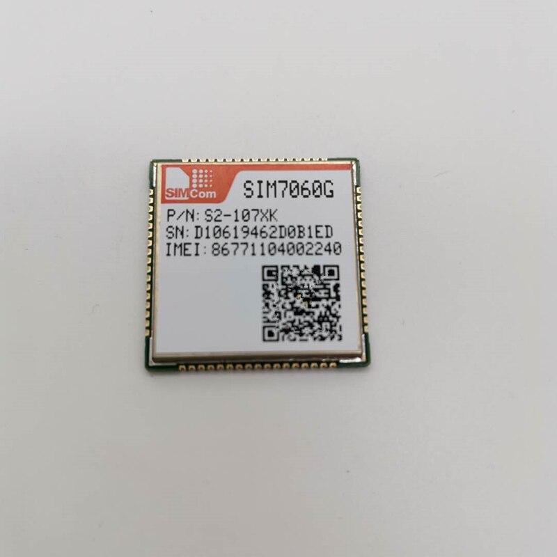 Simcom nb-iot & gnss módulo sim7060g multi-banda LTE-FDD smt gps beidou glonass 100% novo original