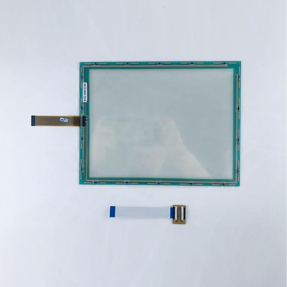 سانيو LMU-TK12ASTR LMU-TK12ASTR-KO-1 شاشة تعمل باللمس الزجاج لإصلاح لوحة المشغل آلة HMI ~ تفعل ذلك بنفسك ، لديها في الأوراق المالية
