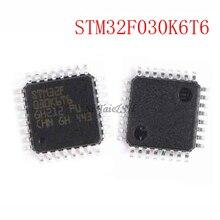 1 PIÈCES STM32F030K6T6 LQFP32 32F030K6T6 QFP STM32F030K6 030K6T6