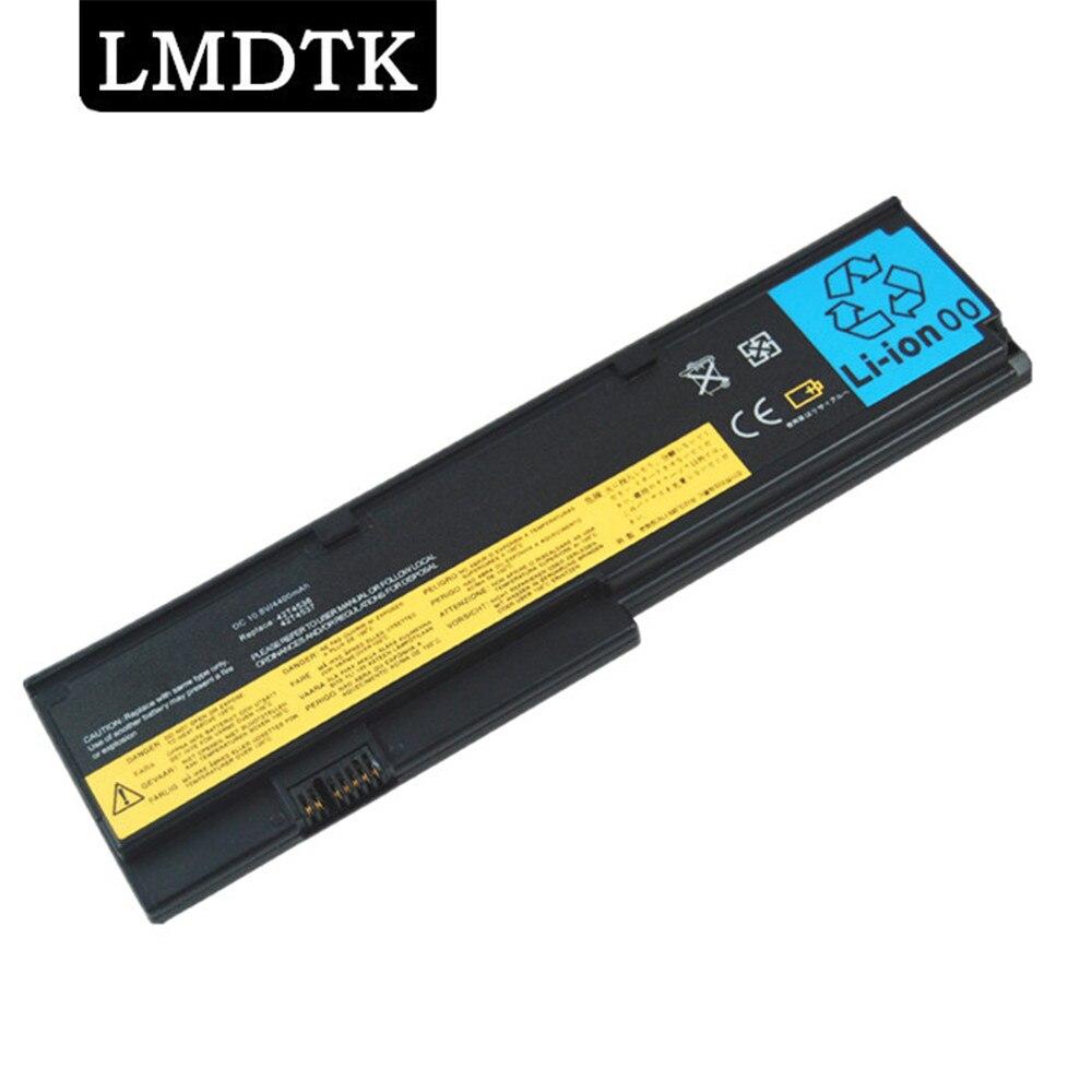 Новый аккумулятор LMDTK для ноутбука ThinkPad X200 X200S X201 X201IX201S Series42T4534 42T4535 42T4542 42t4543, 6 ячеек, бесплатная доставка