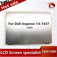 "14 ""lcd com tela de toque para Dell Inspiron 14-7437 FHD 1920*1080"