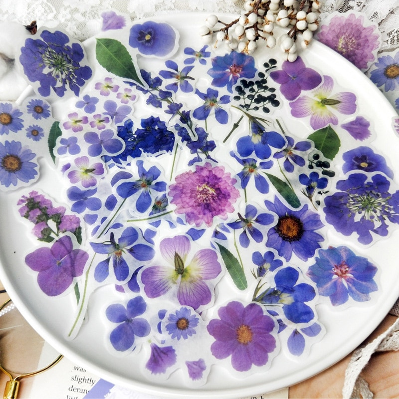 1-confezione-adesivi-40-pezzi-adesivi-decorativi-fiori-viola-adesivo-proiettile-etichetta-adesiva-stick-stick