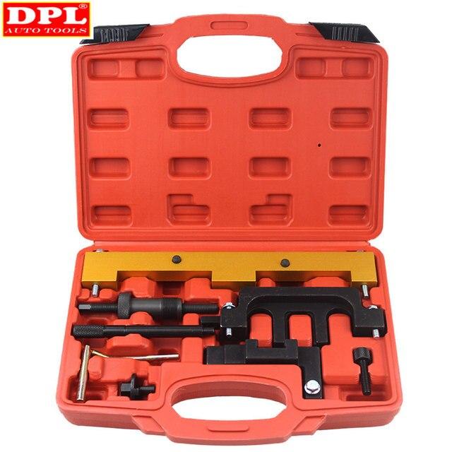 Установка бензинового двигателя набор инструментов для блокировки времени для BMW N42 N46 N46T B18 A B20 A B распределительного вала